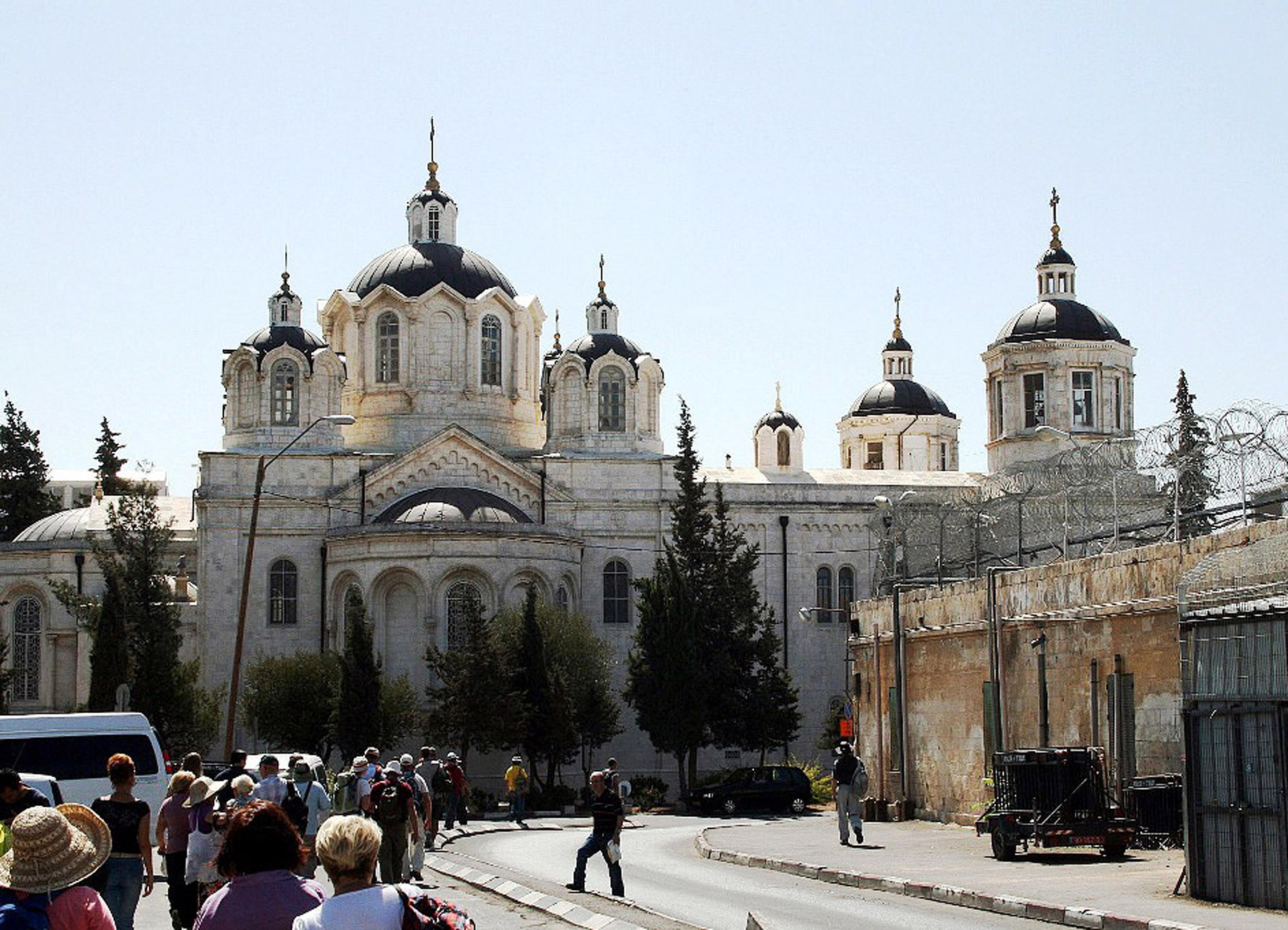 Русский иерусалим – вифлеем